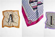 Dodatak kojeg želimo u ormaru! Zara je predstavila kolekciju svilenih marama s inicijalima, boje su prekrasne