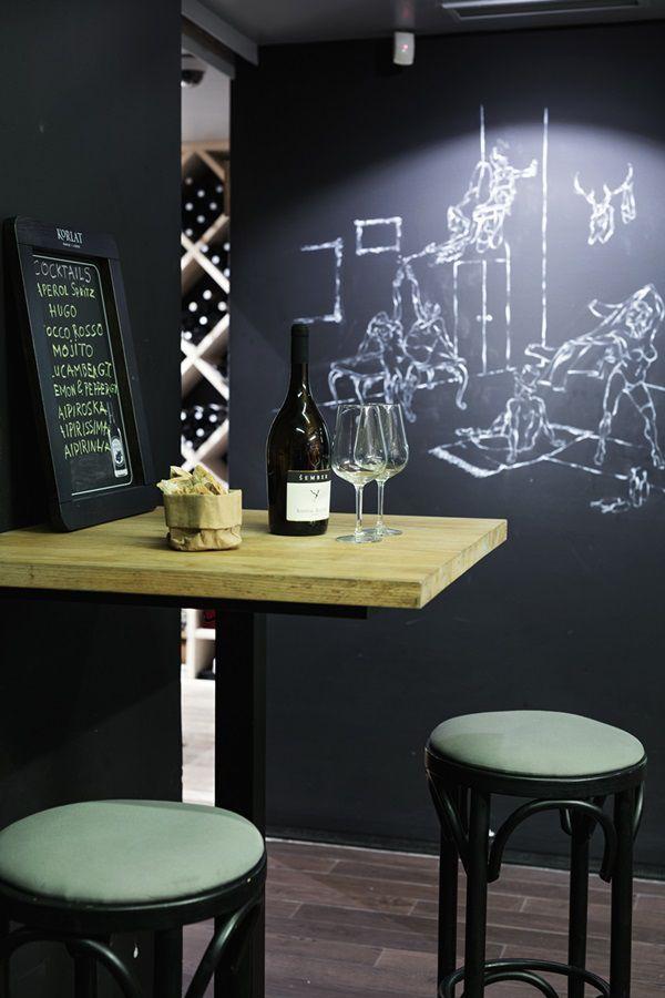 Oaza poslastica u Sherry's wine baru
