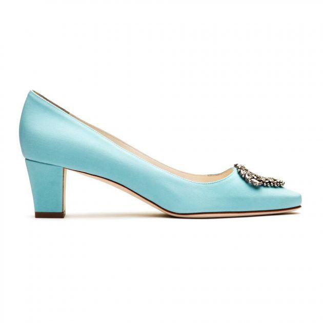Prva kolekcija cipela za vjenčanje Manola Blahnika