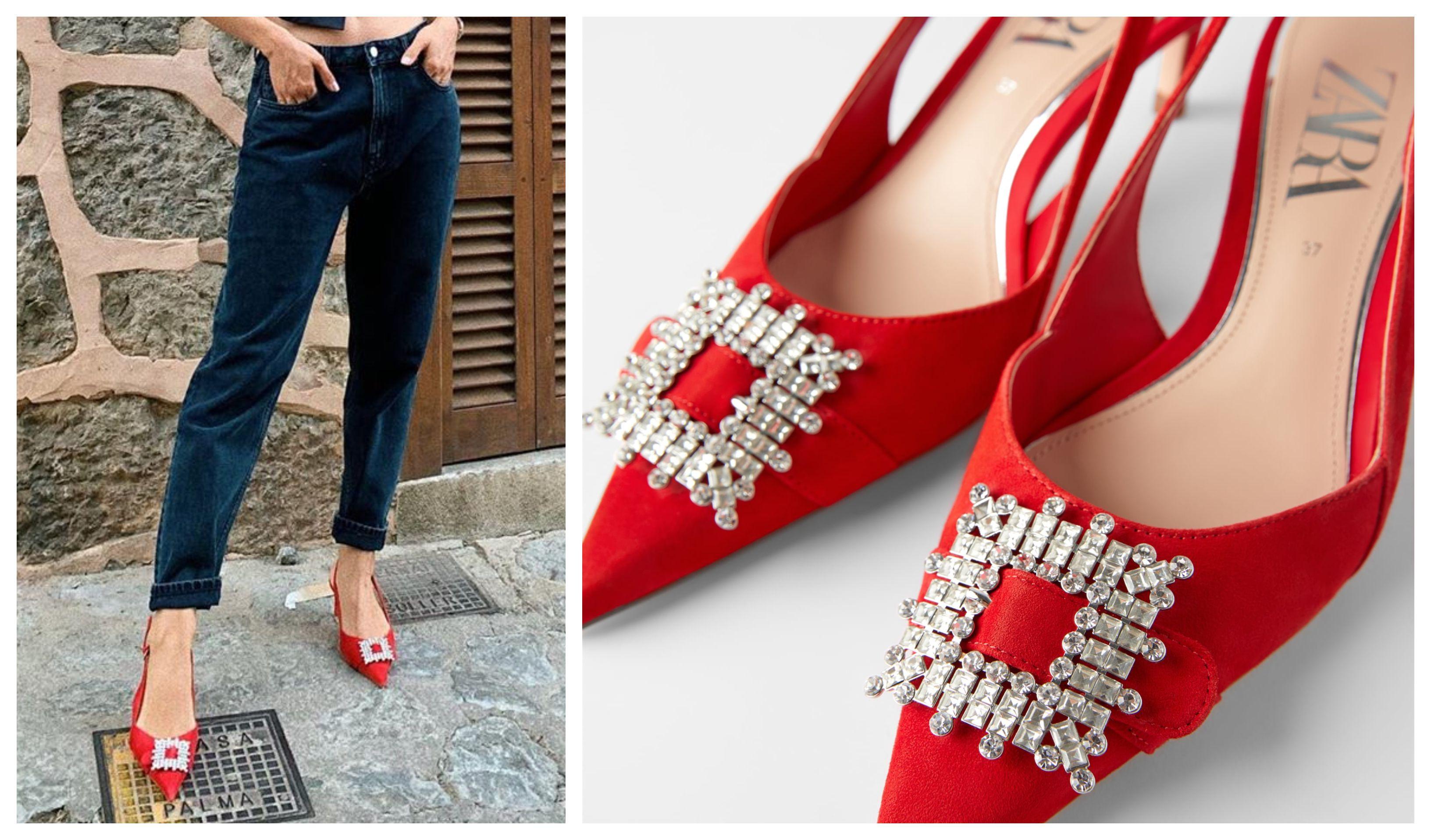 Za ovim novim Zarinim cipelama svi su ludi, a podsjećaju na popularni dizajnerski model