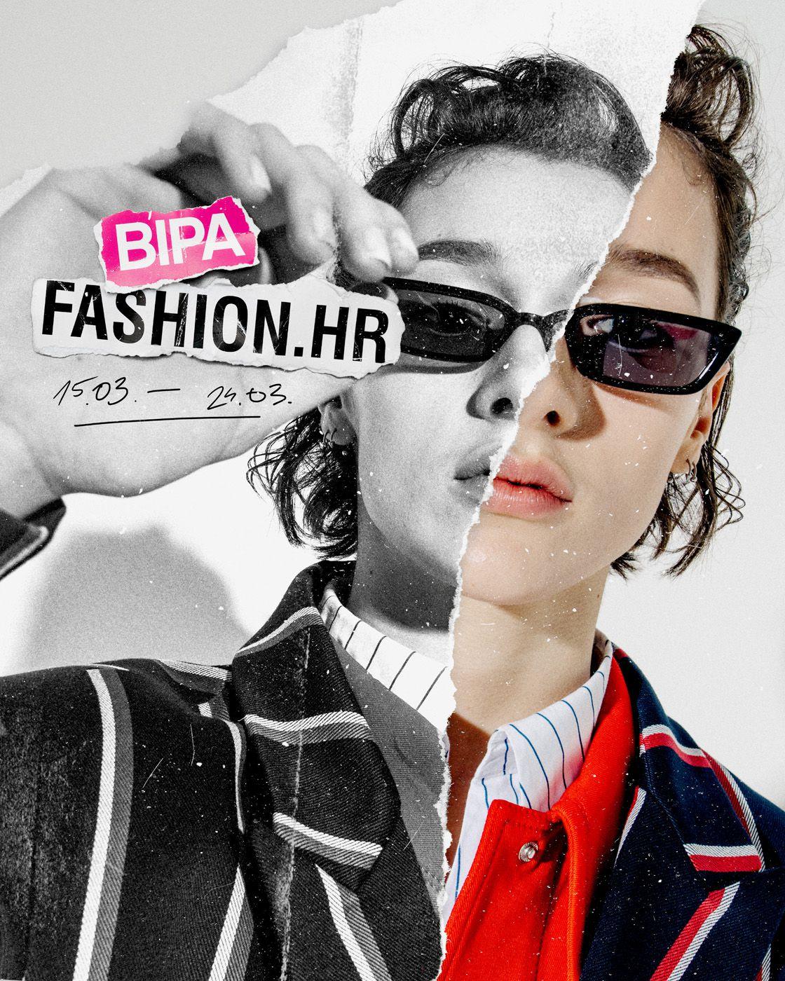 Vrijeme je za modu – energična kampanja BIPA FASHION.HR-a