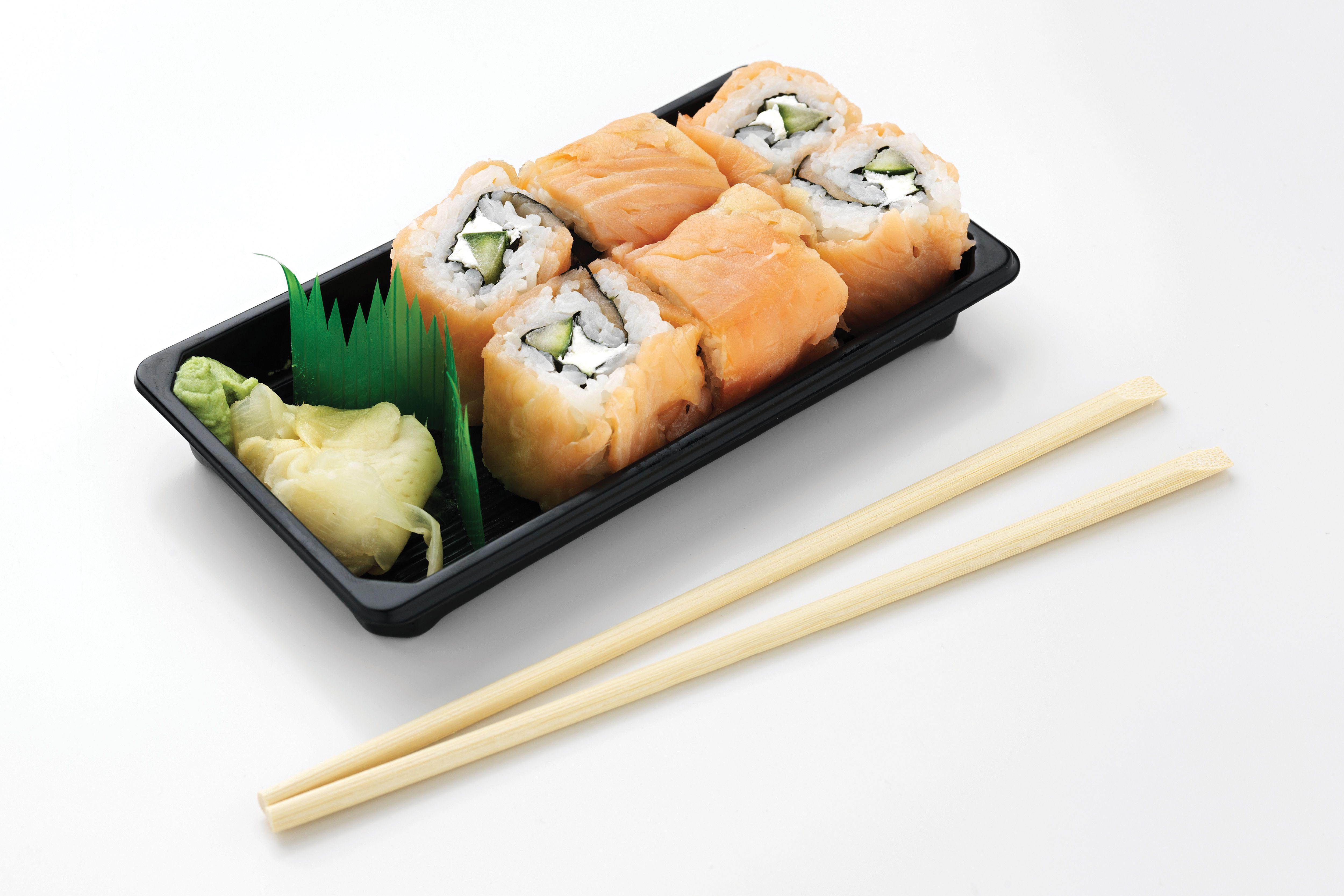 Sve tajne sushija