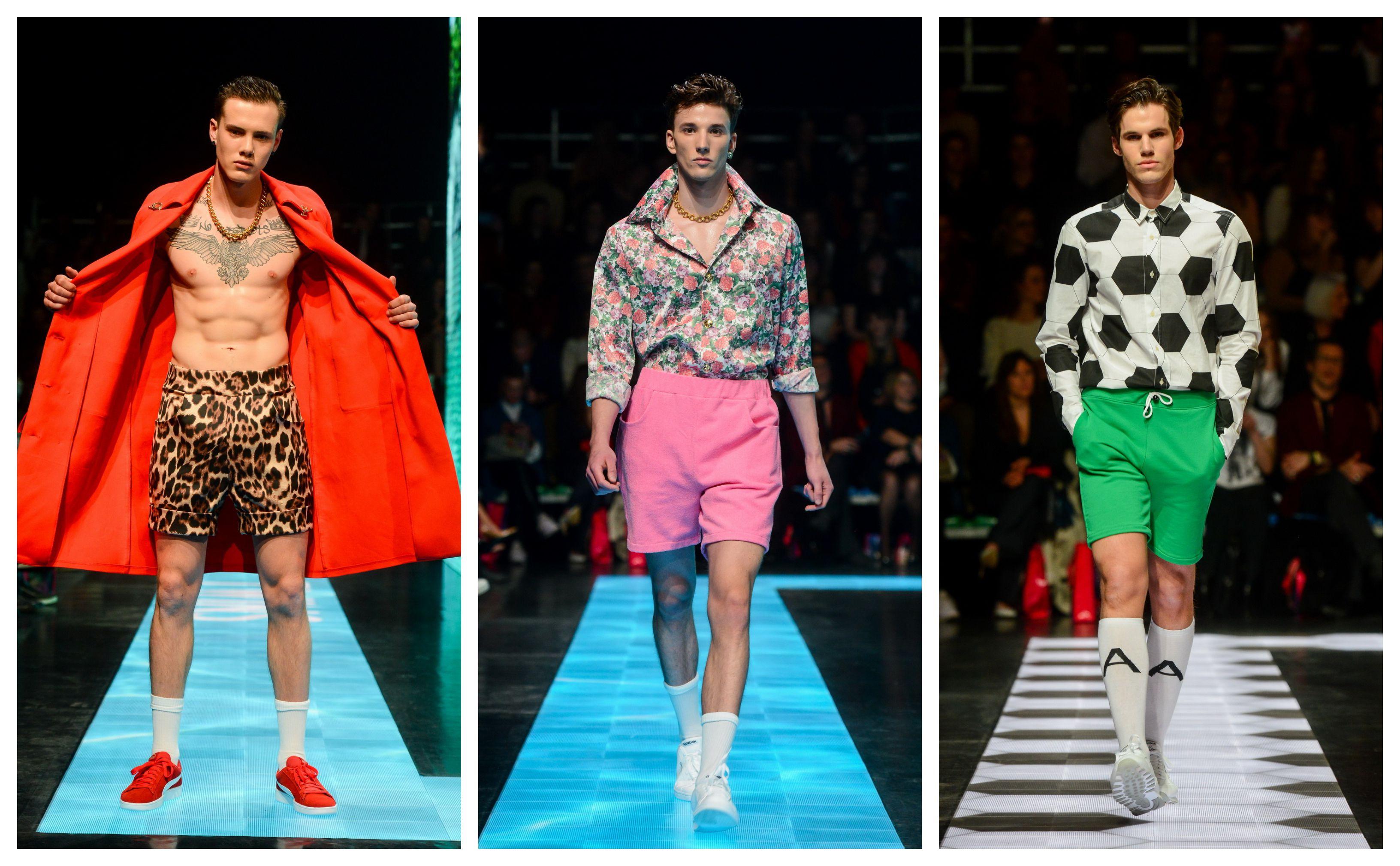 Muškarci će na ljeto nositi leopard uzorak i cvjetiće, a poznati frajeri u prvom redu pokazali stylish outfite