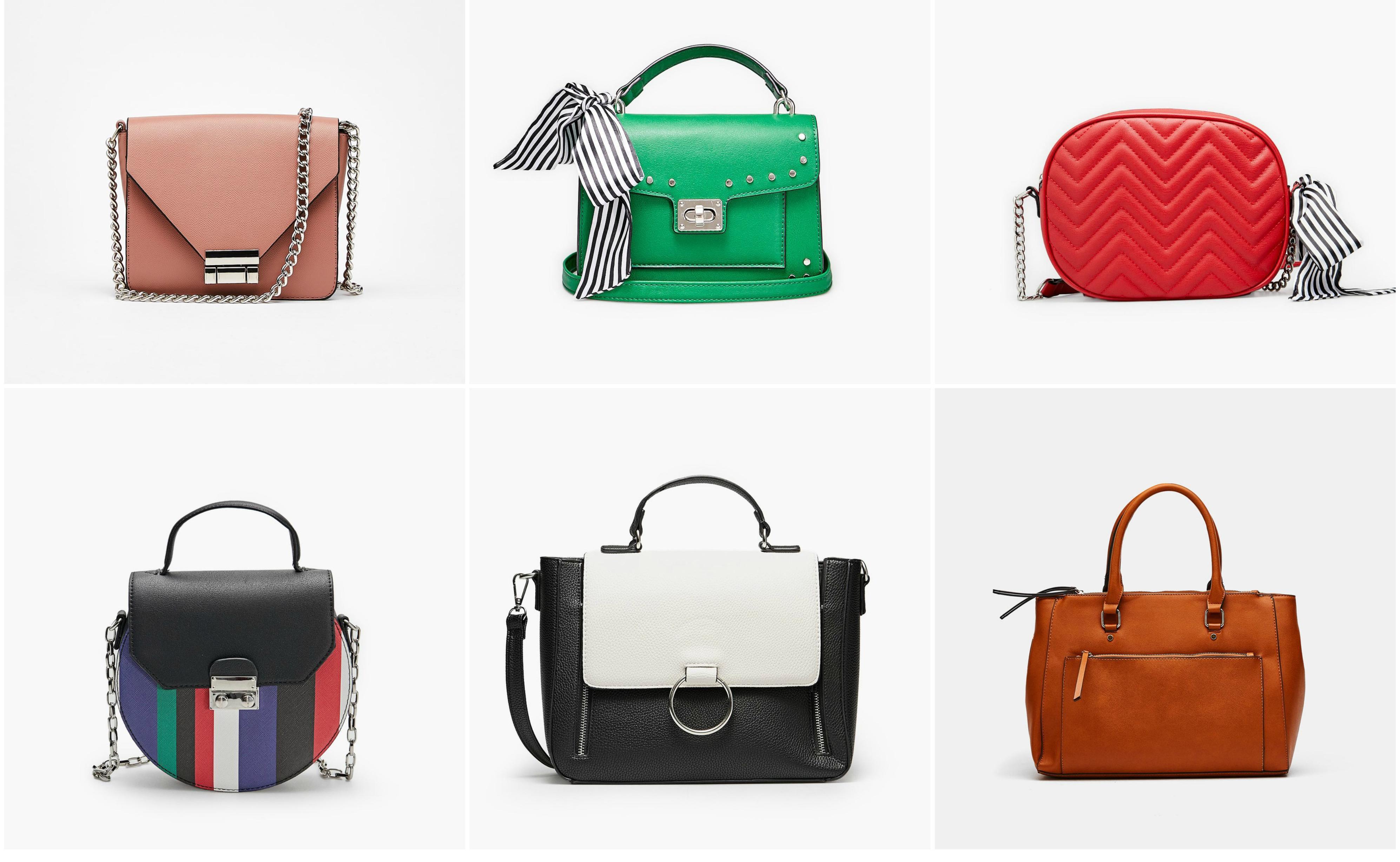 Pronašli smo najljepše torbe iz nove kolekcije već od 99 kuna!