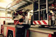 Ljubavna priča u zagrebačkoj vatrogasnoj postaji: Petra kleknula pred Alena - hoćeš li se oženiti?