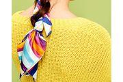 Marame su glavni modni dodatak ovog proljeća