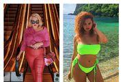 """Plus-size manekenke: Jedna nosi umetke da bi imala veće obline, a druga kaže: """"Moja debljina mi donosi novac"""""""