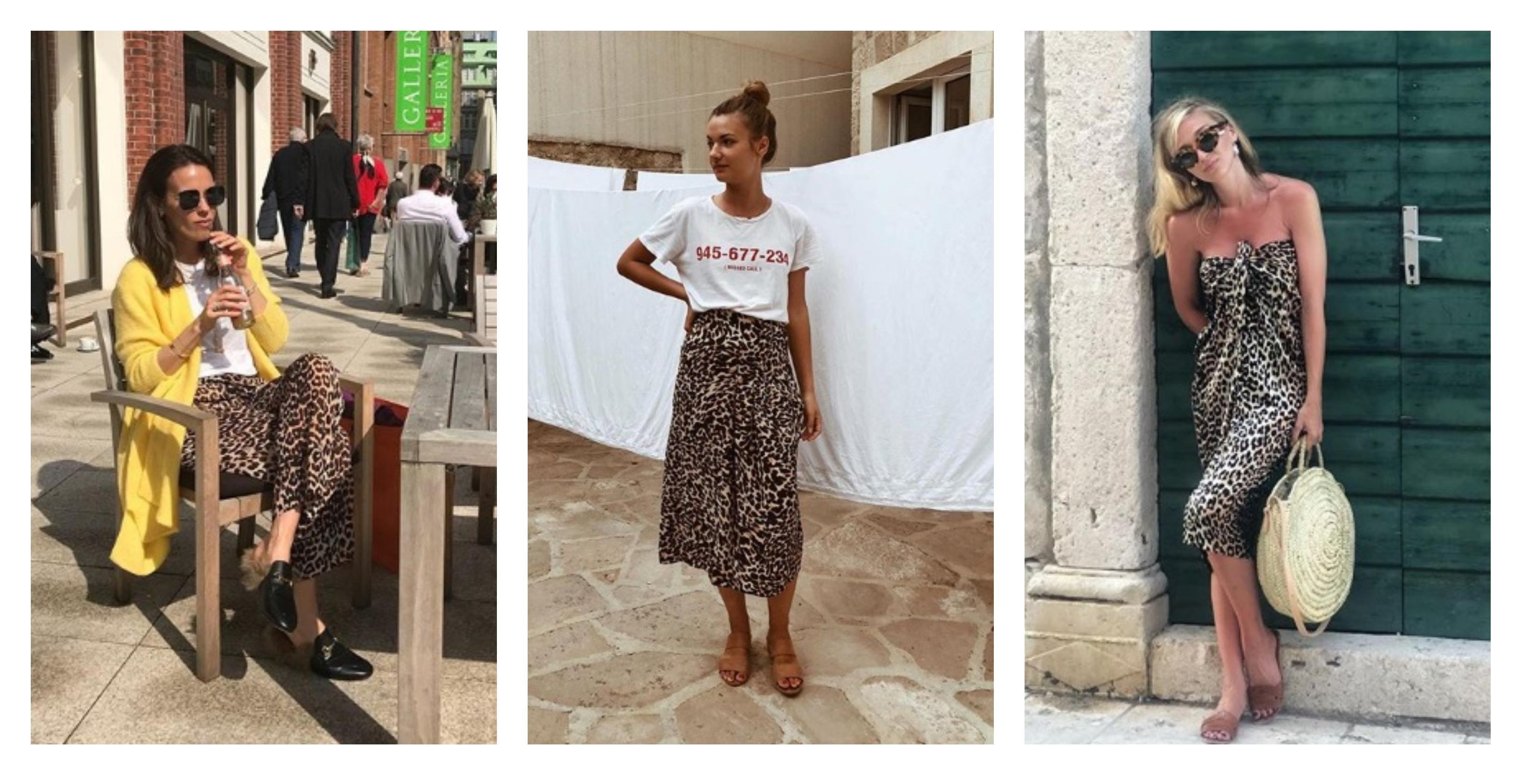 Kako nositi leopard uzorak na stylish način? Ove cure definitivno znaju!