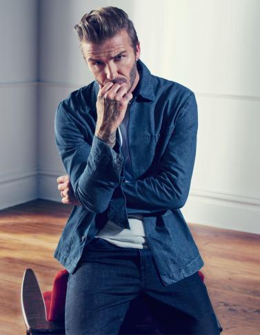 David Beckham u novoj kampanji za H&M