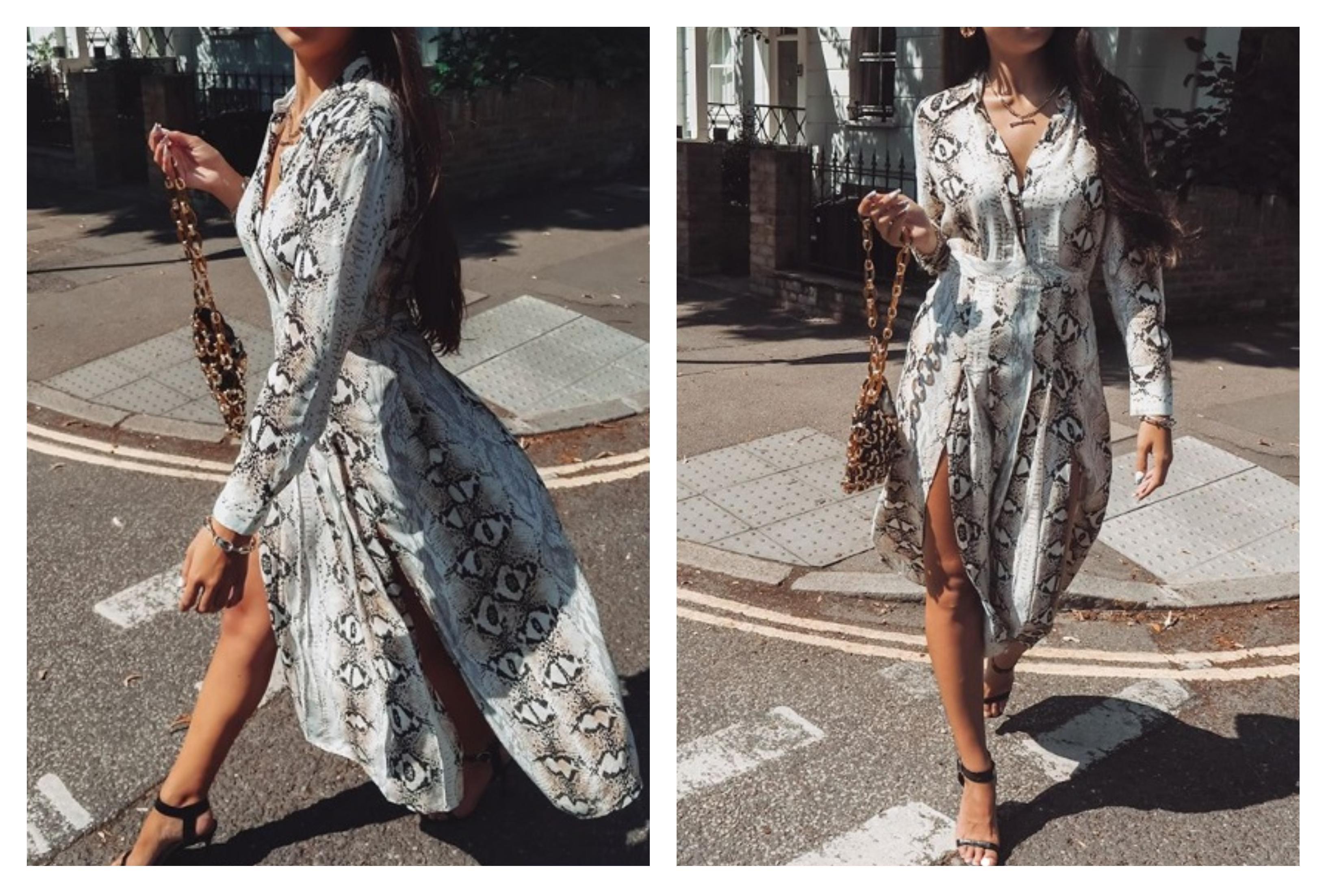 Ako za jesen kupujete samo jednu haljinu, neka to bude ova koju fashionistice obožavaju
