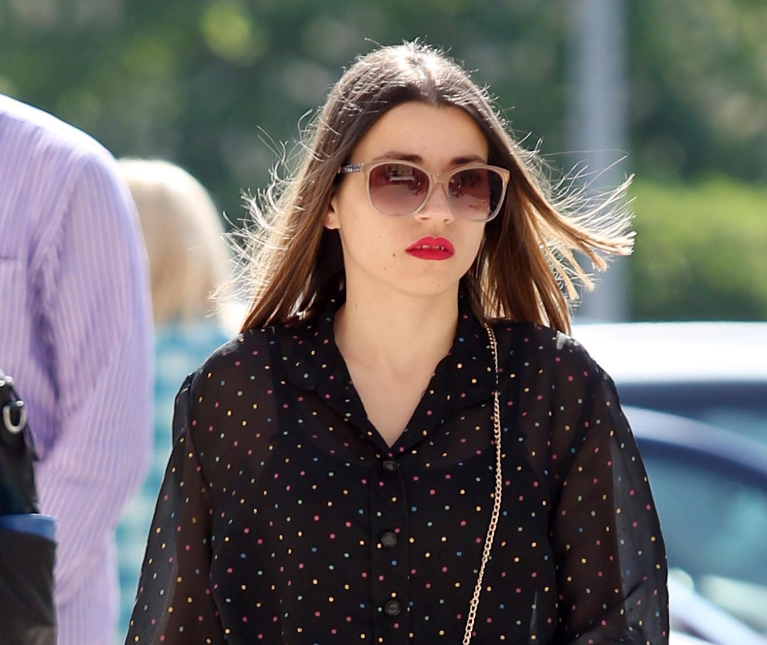Ljepotica iz Šibenika nosi presladak modni dodatak koji ćete odmah poželjeti u ormaru