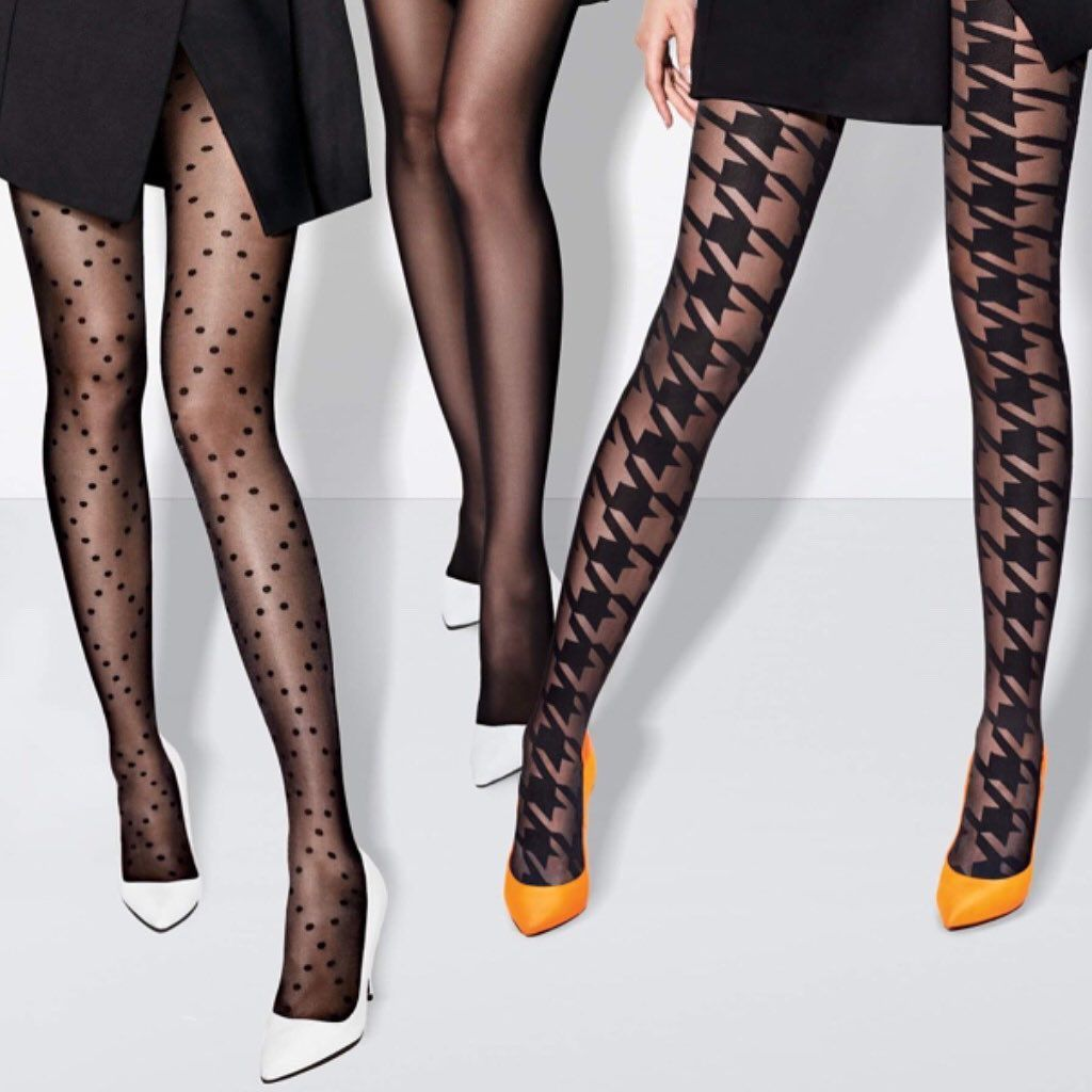 Čarape s uzorkom začinit će svaku kombinaciju, a Calzedonia i ove godine ima prekrasnu kolekciju