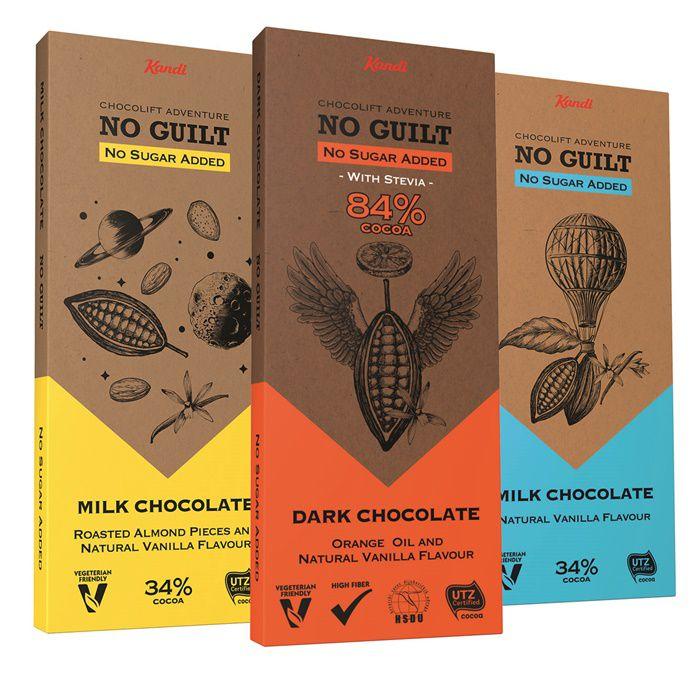 Kandit ima nove, zdrave čokolade u koje ćete se odmah zaljubiti