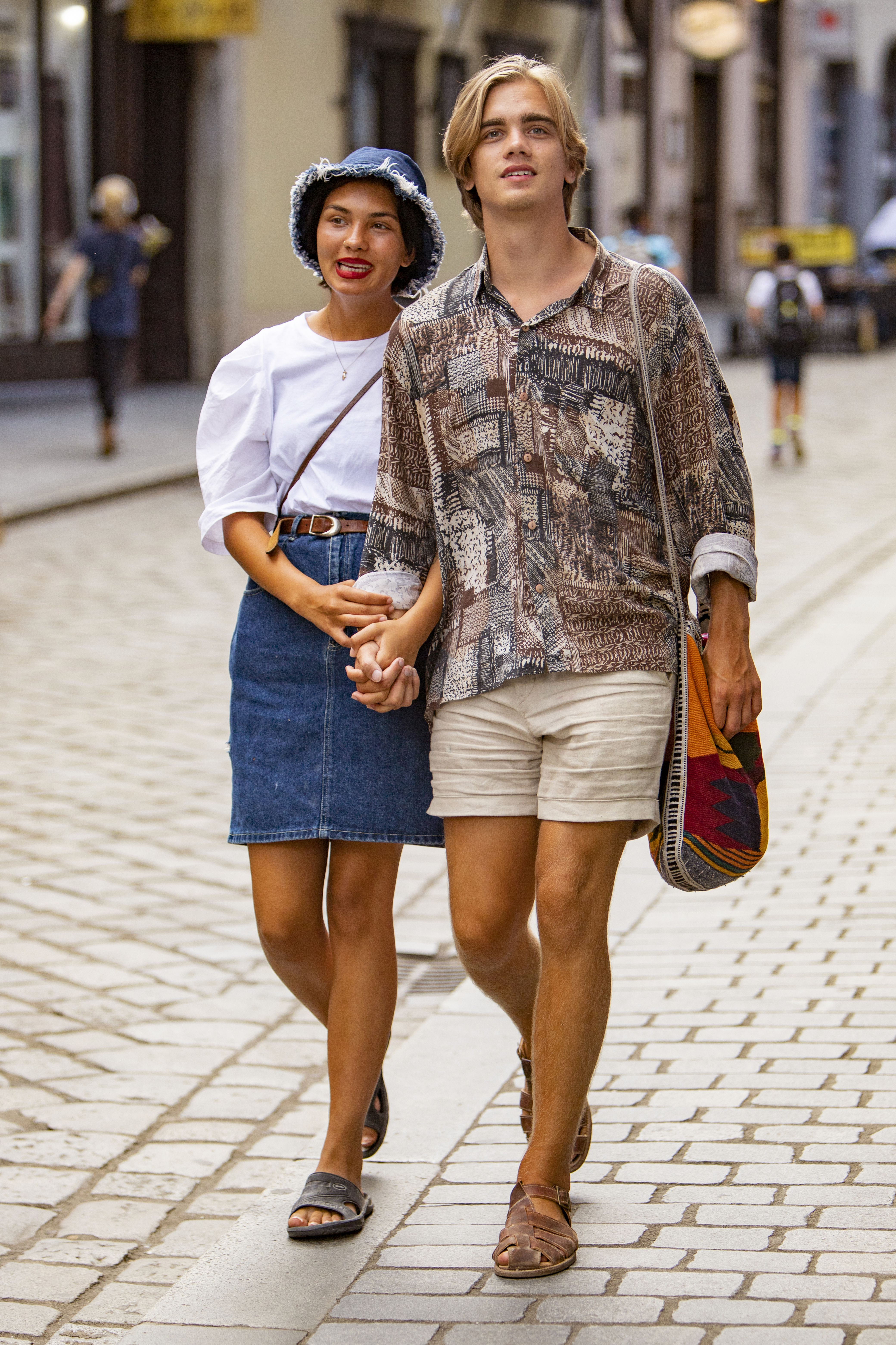 Ovi Šveđani uživaju u ljepotama Hrvatske, a njihov stil nas je oduševio