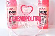 Prva voda s kolagenom na hrvatskom tržištu u oštroj konkurenciji proizvoda za njegu i uljepšavanje proglašena je najinovativnijom beauty-idejom