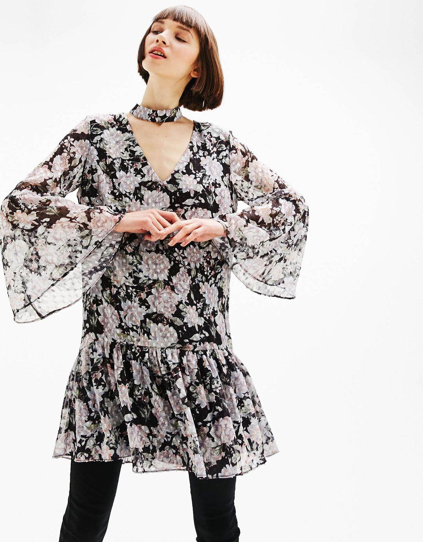 Haljine s printom: idealan izbor za dnevne obveze i večernja druženja