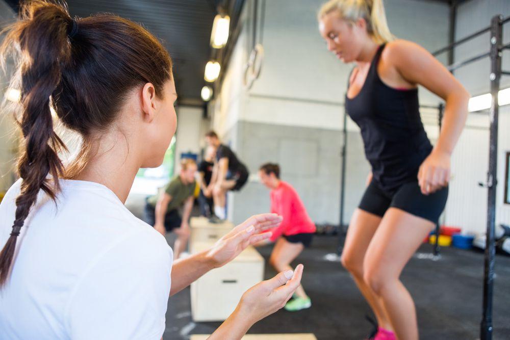 Intervalni trening visokog intenziteta