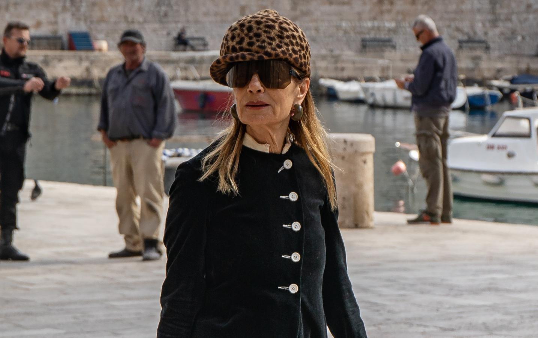 Dugo je nismo vidjeli: Đurđa Tedeschi prošetala Stradunom u još jednoj izvrsnoj kombinaciji