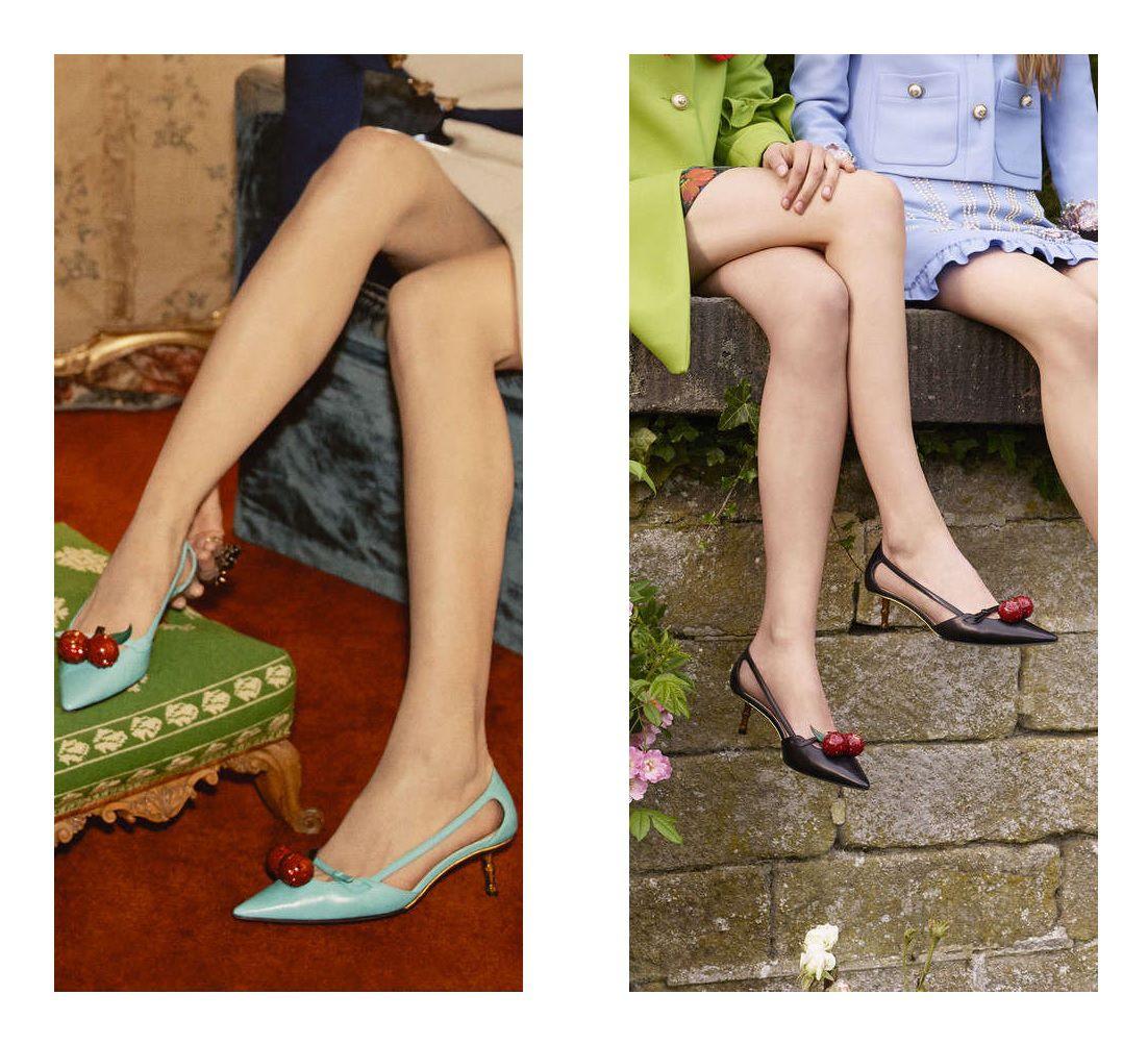 Što kažete na ove Gucci cipele iz nove kolekcije?