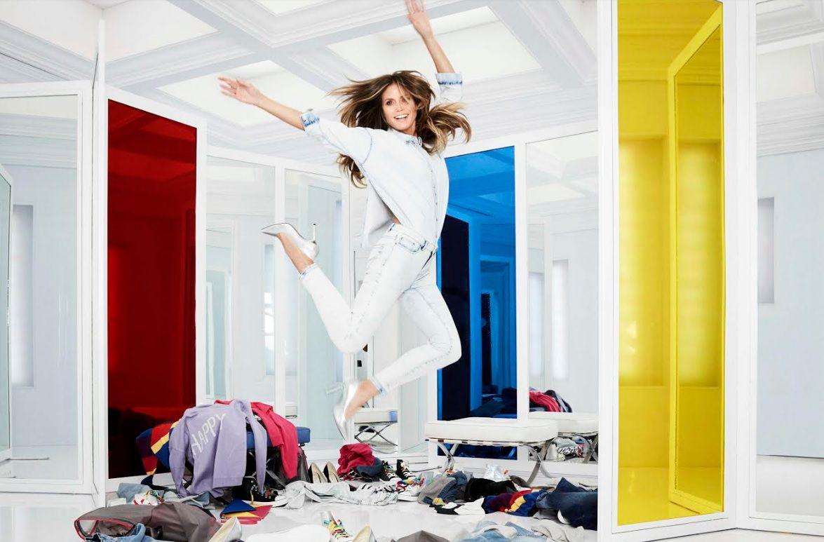 Vrijeme je za #Let'sDenim s Heidi Klum i Lidlom